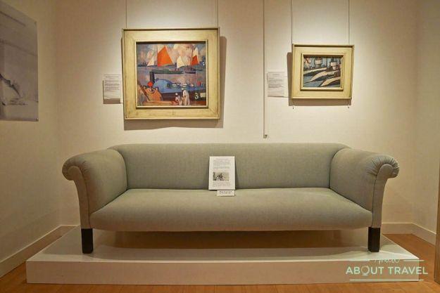 que ver en perth: fergusson gallery