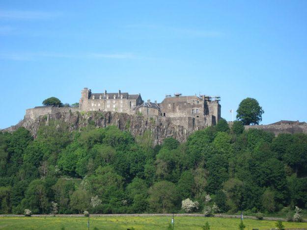 castillo de stirling, foto de Dougie Baird