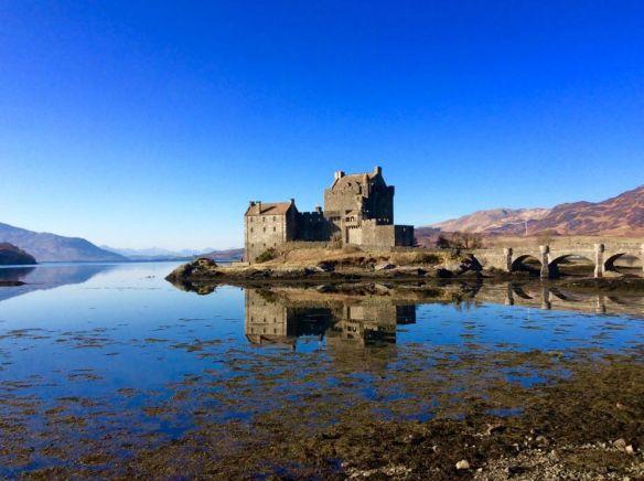 castillo de eilean donan, escocia