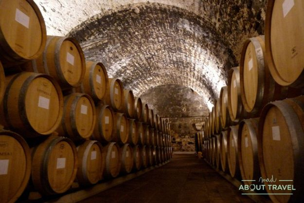 enoturismo en el priorat: celler scaladei