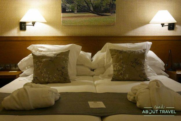 donde dormir en el priorat: hotel-hostal sport