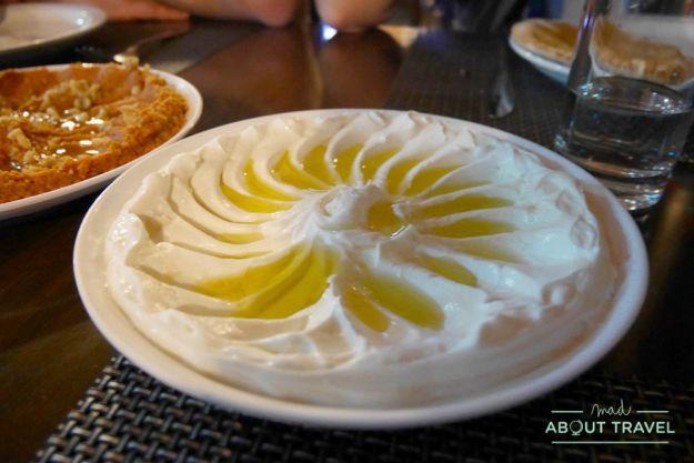 donde comer en amman: restaurante zorba