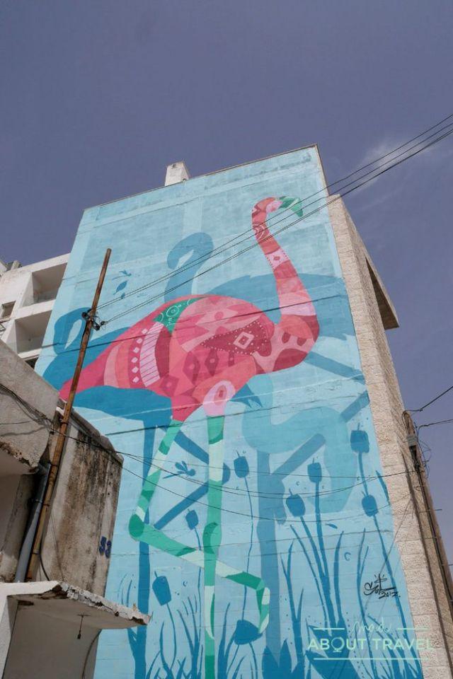 arte urbano en amman