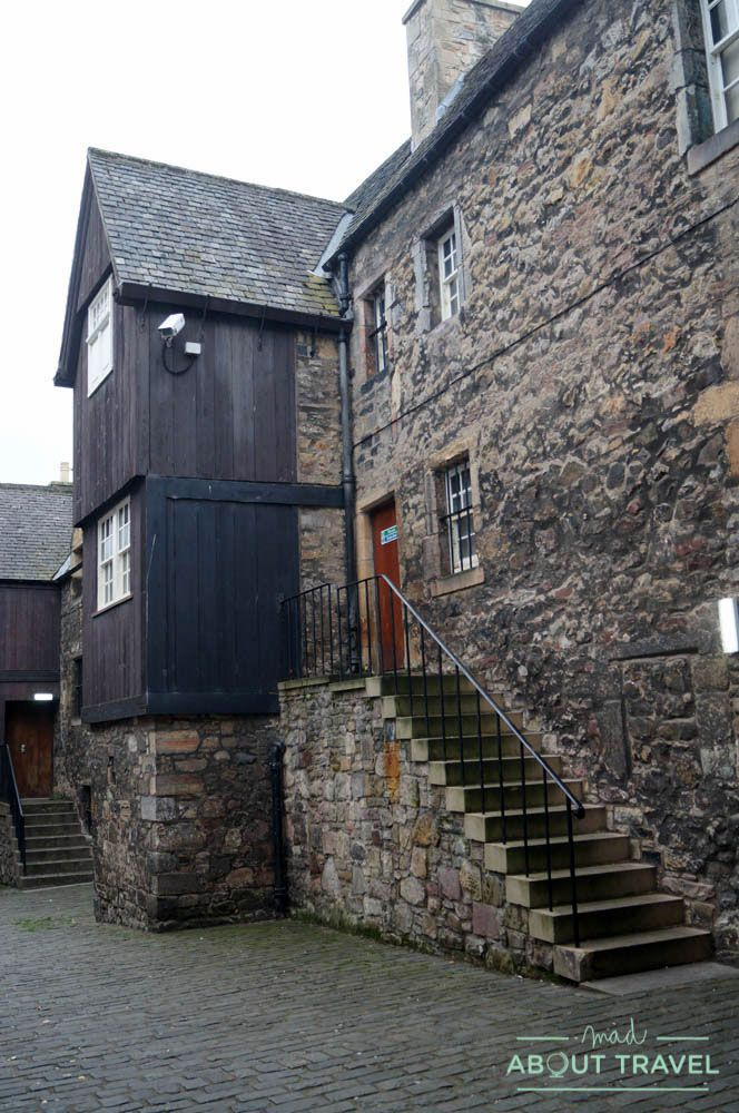 ruta outlander edimburgo: bakehouse close