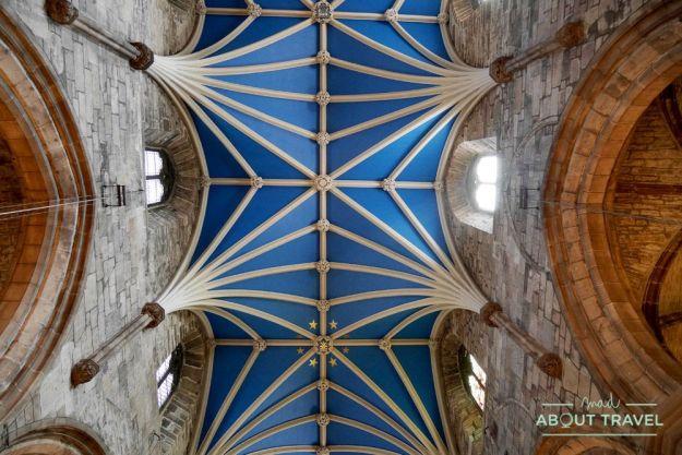 que ver en Edimburgo gratis: st giles cathedral