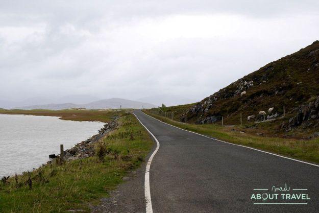que ver en la isla de harris: golden road