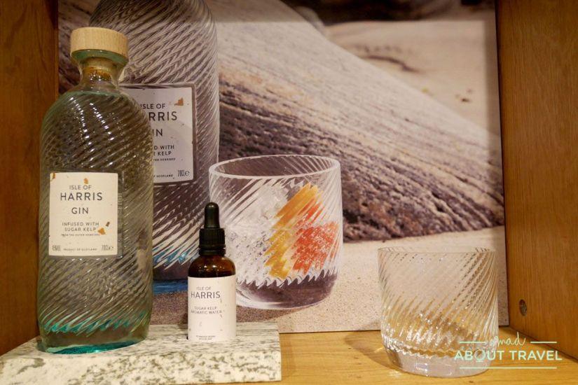 que ver en la isla de Harris: harris gin