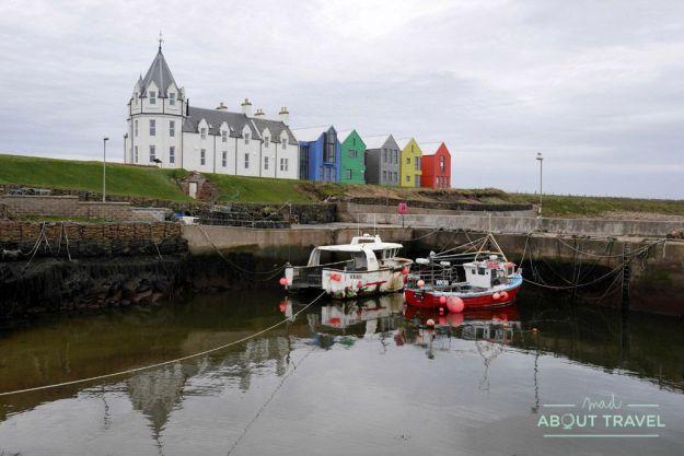 John o'Groats - Ruta North Coast 500 Escocia