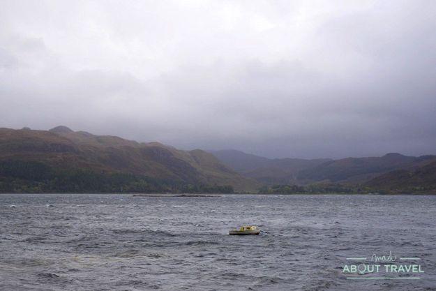 Lochcaron - Ruta North Coast 500 Escocia