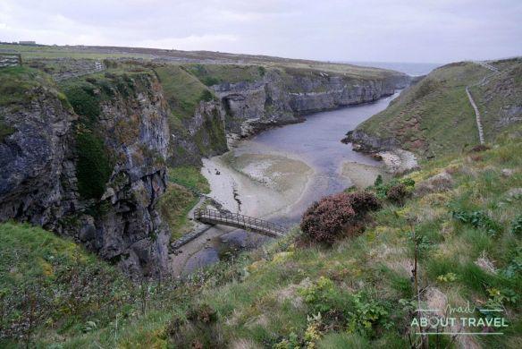 Smoo Cave - Ruta North Coast 500 Escocia