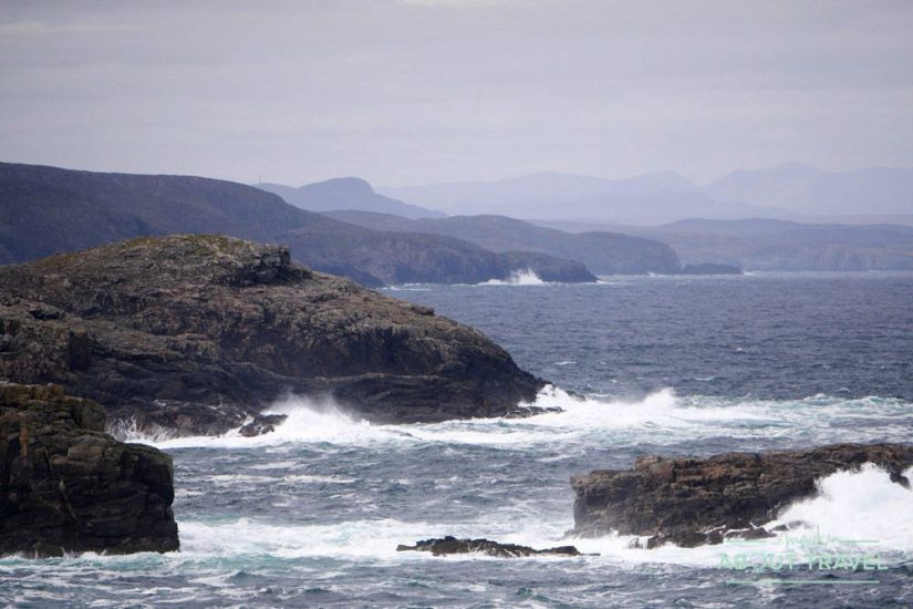 Strathy Point - Ruta North Coast 500 Escocia