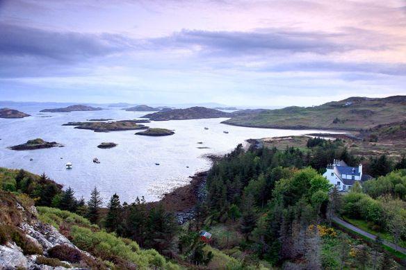 Scourie - Ruta North Coast 500 Escocia