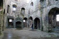 que ver en Shetland - castillo de Scalloway