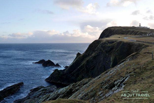 que ver en Shetland - faro de sumburgh