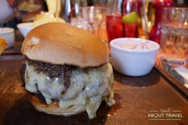 donde comer en glasgow: drygate brewery