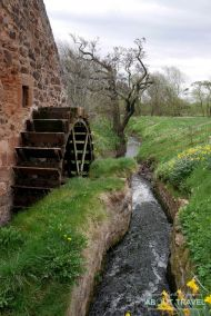 que ver en east lothian: preston mill