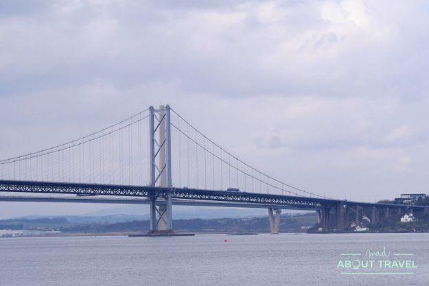 puente forth road bridge - edimburgo