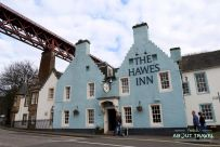 Exterior de The Hawes Inn, en South Queensferry