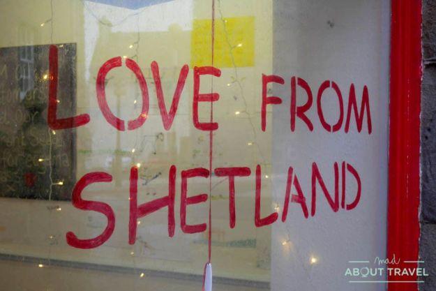 donde comprar en Lerwick: Love from Shetland
