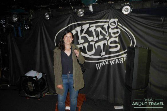 King Tuts venue Glasgow