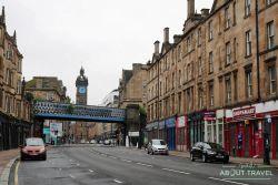 tour de música en Glasgow