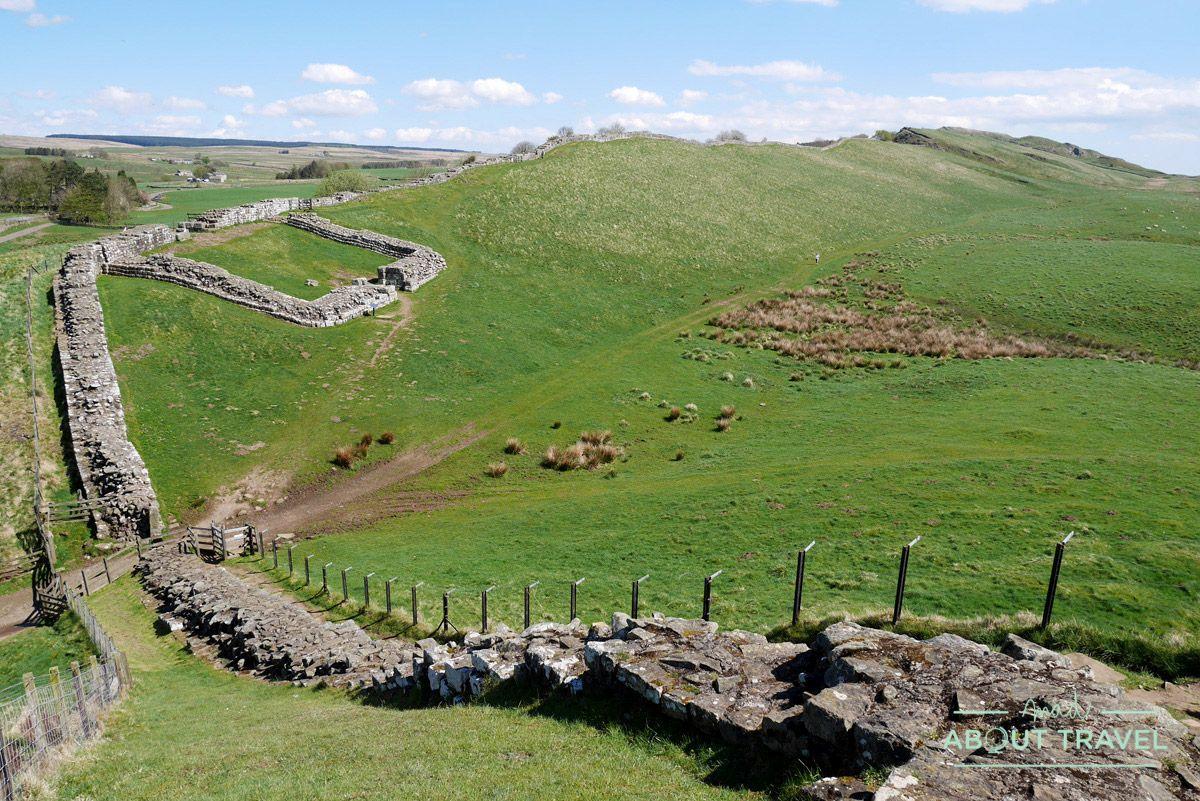 Ruta por el Muro de Adriano en dos días | Mad About Travel, blog de ...
