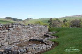 muro de adriano, vindolanda