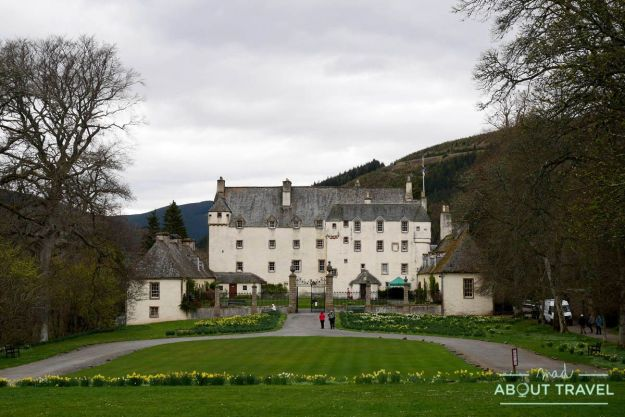 traquair house, Borders de Escocia