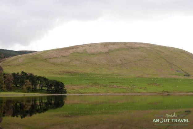 St. Mary's Loch, Borders de Escocia