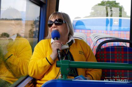que ver en east lothian: east coast buses