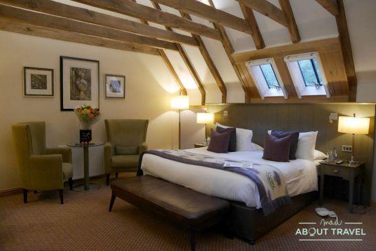 hoteles en aberdeen: meldrum house hotel
