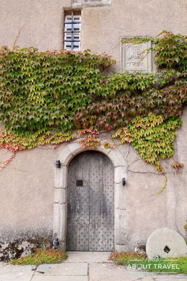 ruta de castillos de aberdeen: castillo de crathes