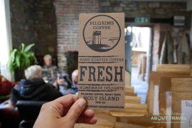 donde comer en Holy Island: Pilgrims Coffee