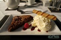 comer en Northumberland: the cottage inn