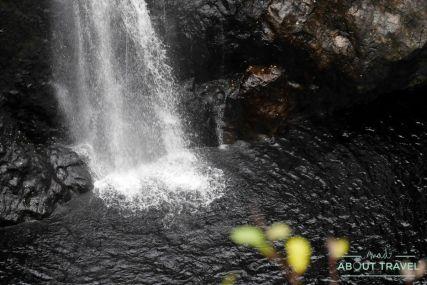 ruta senderista falls of foyers inverness