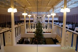 navidad en glasgow: mackintosh at the willow
