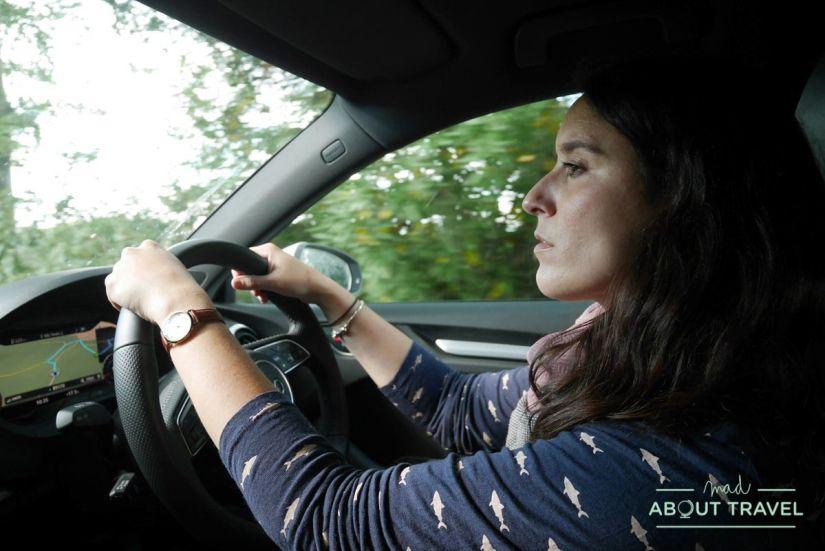 conducir por escocia