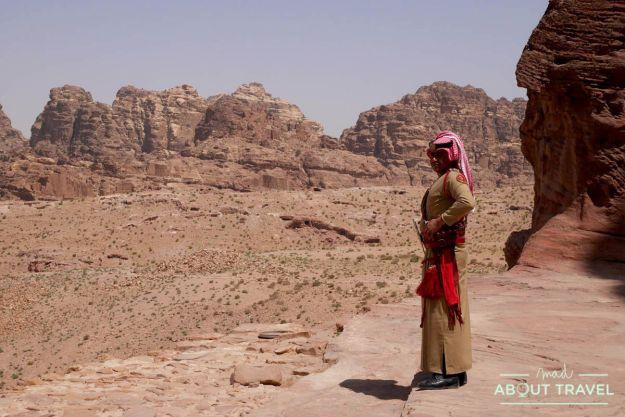 viajar a Jordania mujeres