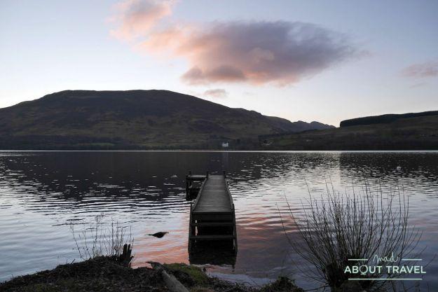 Loch Earn, Highlands Escocia