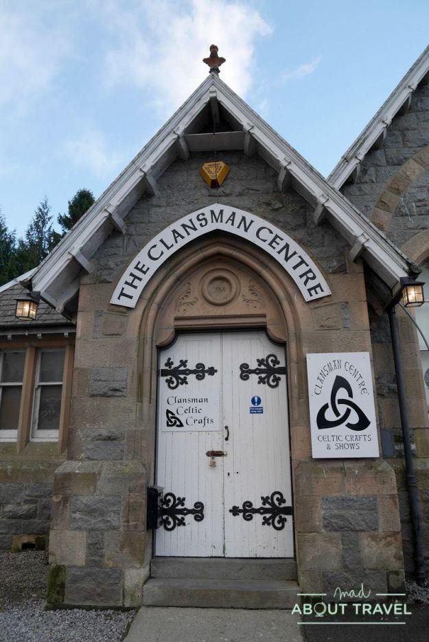 que ver en fort augustus: the clansman centre