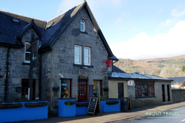 donde comer en fort augustus: the richmond hotel
