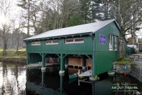 donde comer en fort augustus: the boathouse
