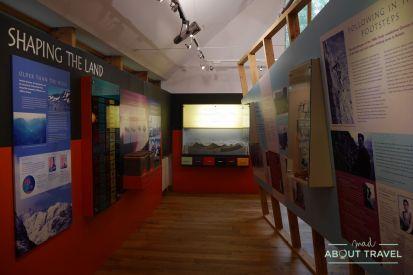 que ver en glencoe: centro de visitantes