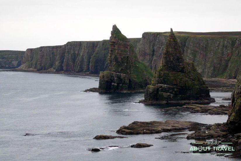 Duncansby Stacks, Escocia