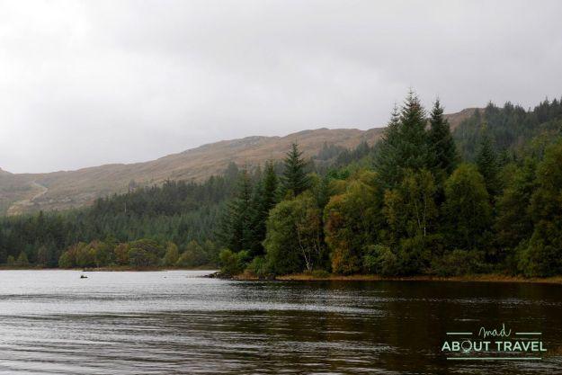 Loch Maree, Escocia
