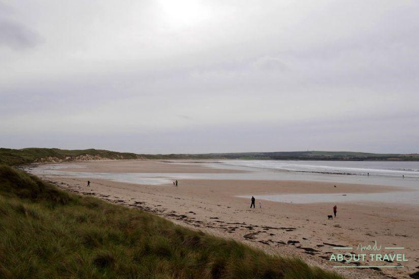 Playa de Dunnet Bay, Escocia