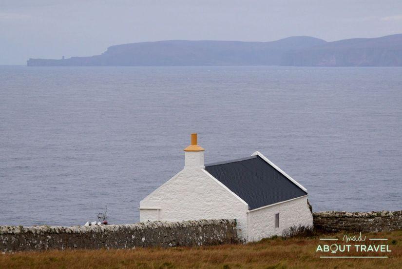 Dunnet Head, Escocia
