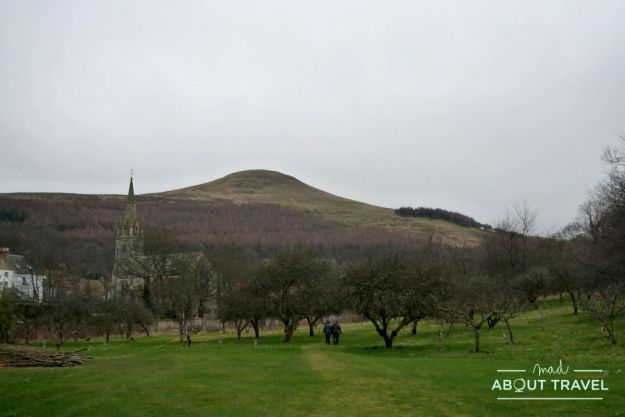 east lomond en Falkland