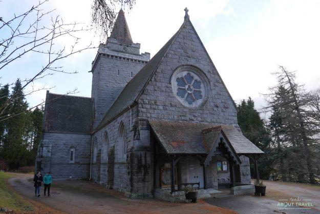 Iglesia de Crathie, Cairngorms