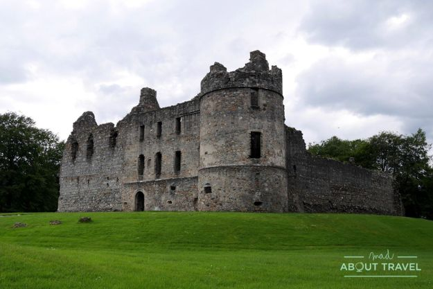 castillo de Balvenie